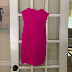 NWT Lilly Pulitzer Demi Dress Corded Floral Lace